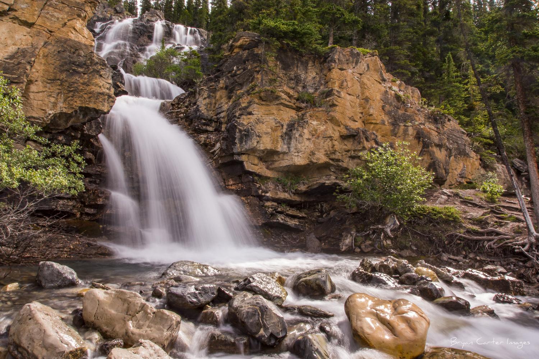 Tangle Creek Falls by Bryan Carter