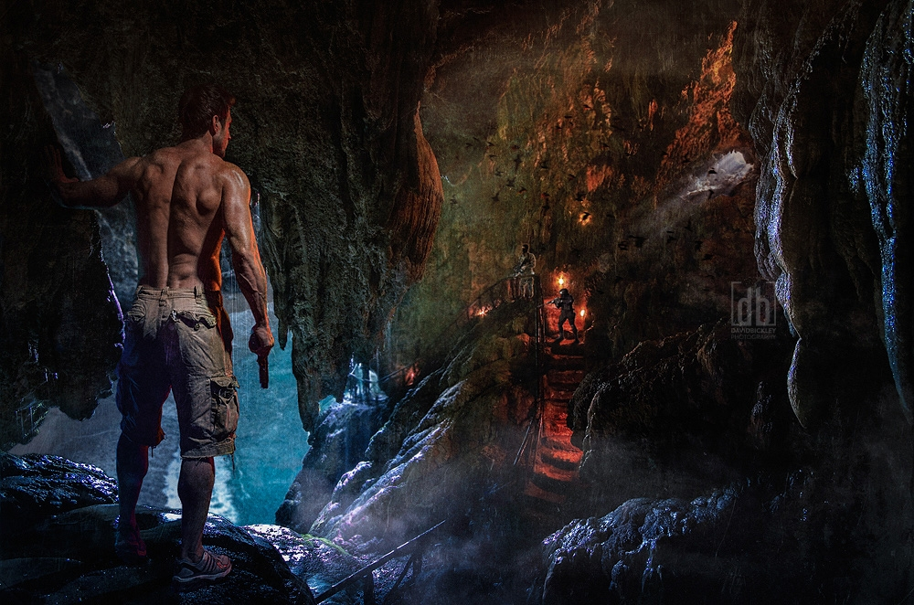 Adventure Nick 1 by David Bickley
