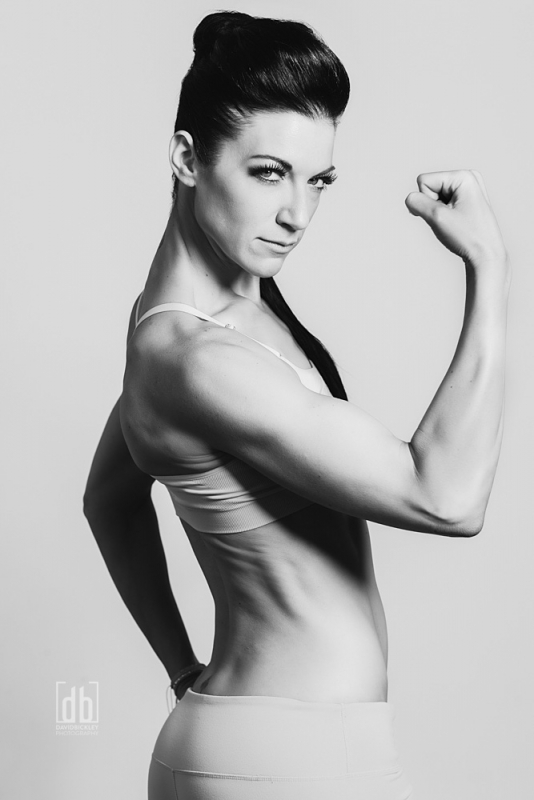 WBFF Pro Amy Gipson by David Bickley