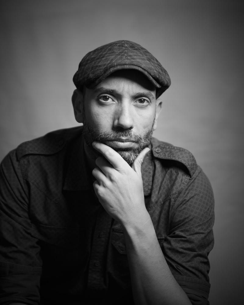 Covid Self portrait by Roberto González