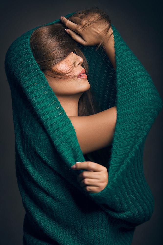 Green by Akram Niksefat Zendehdel