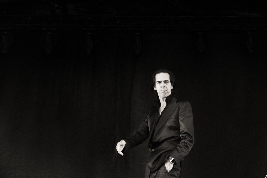Nick Cave by Kasper Løftgaard