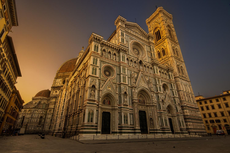 The Duomo di Firenze by Mariano de Miguel