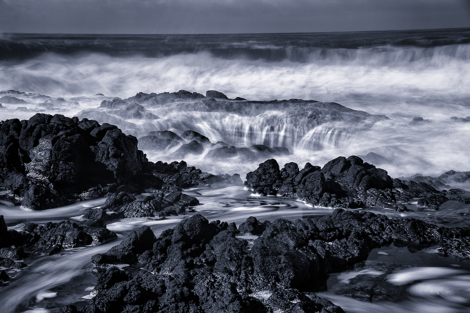 Thors well by Mariano de Miguel