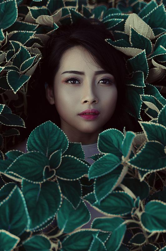 PORTRAIT by DU NGUYEN VIET