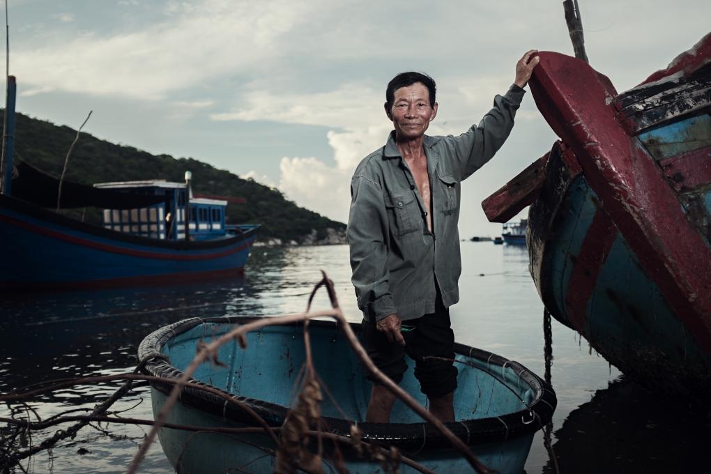 The Fisherman by DU NGUYEN VIET