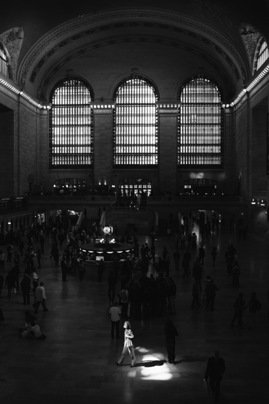 Grand Central Station by Chris Knight