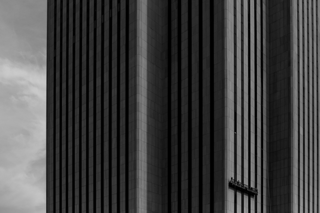 Window Washers by Chris Knight