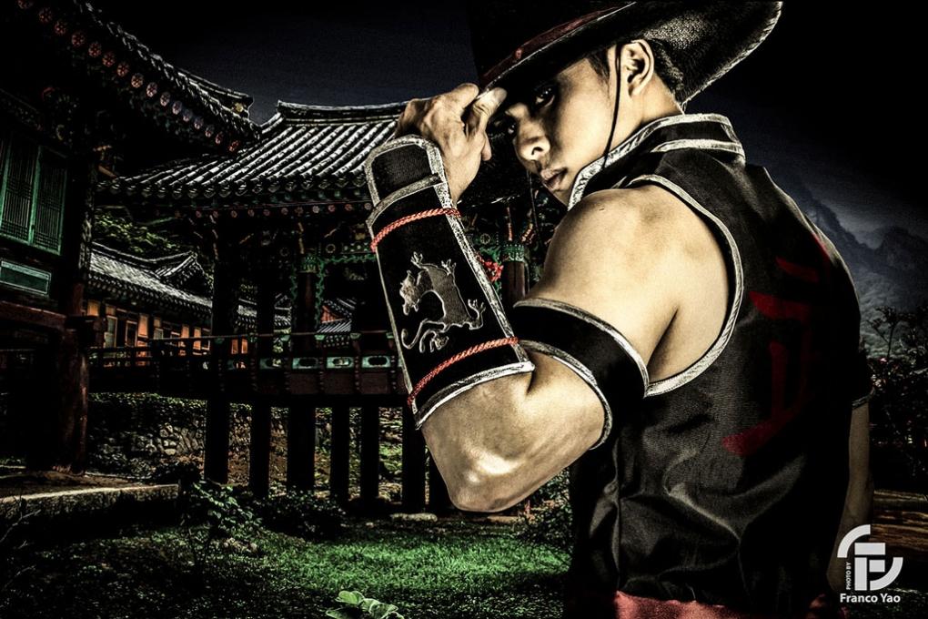 Kung Lao by Franco Yao