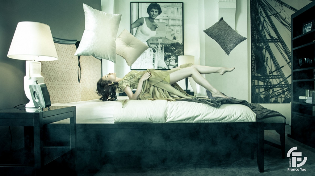 Dreaming by Franco Yao