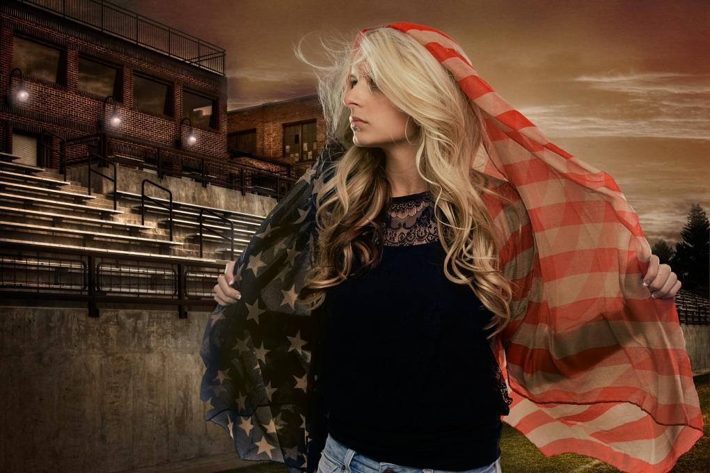 American Girl by Jarrett Gaza