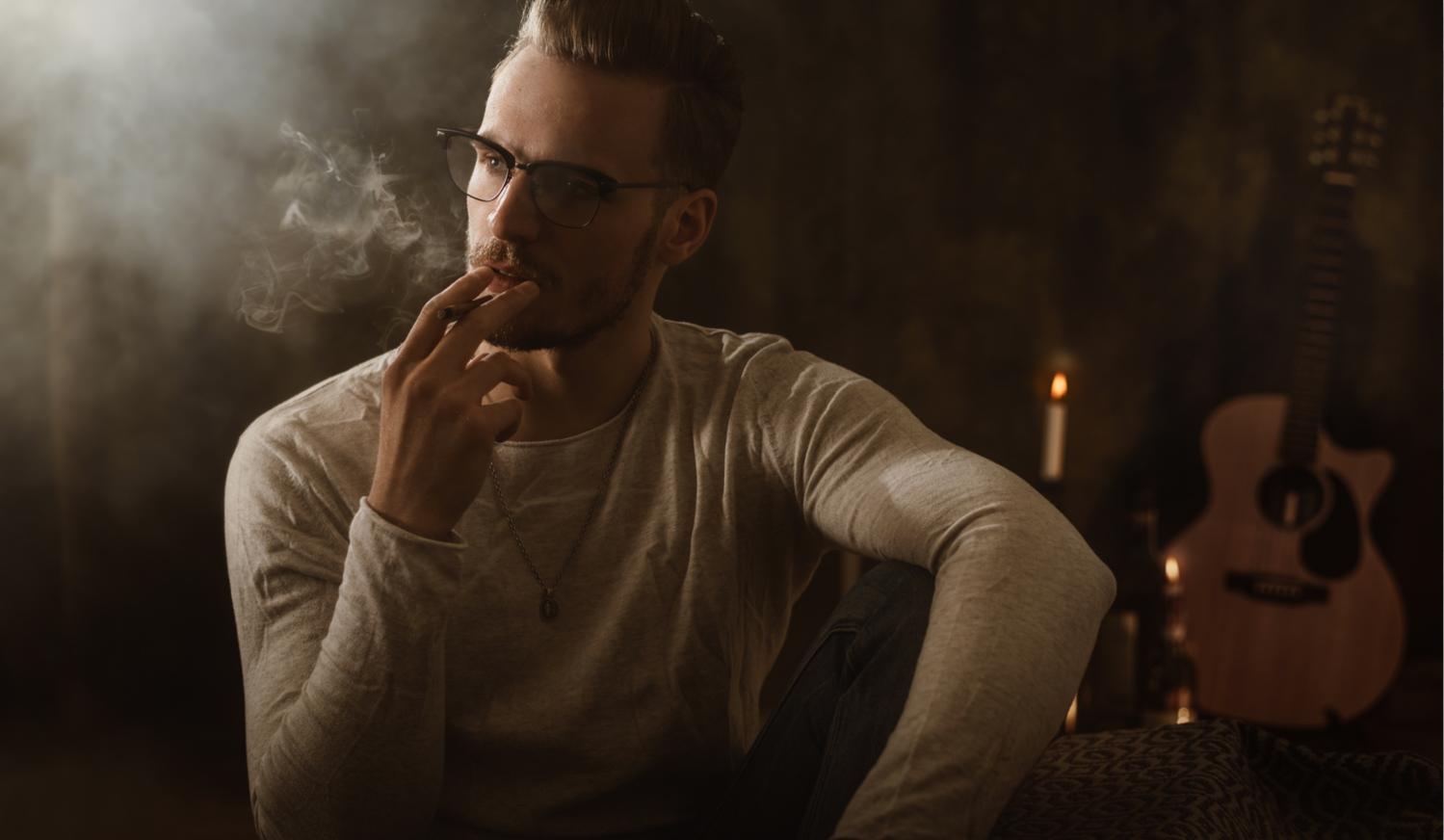 Last Smoke by Iiro Rautiainen