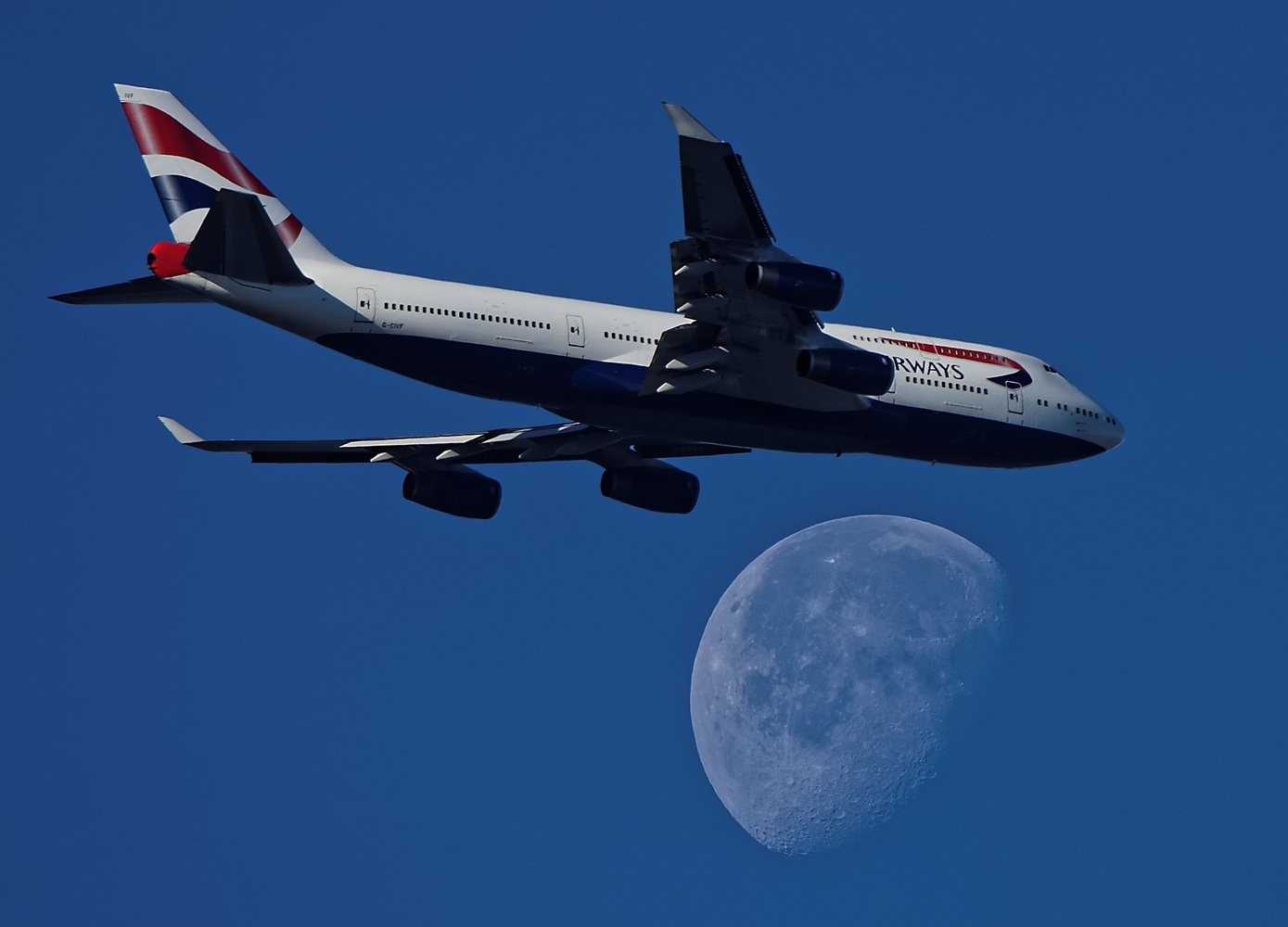 Fly Me To The Moon by Adam Gold