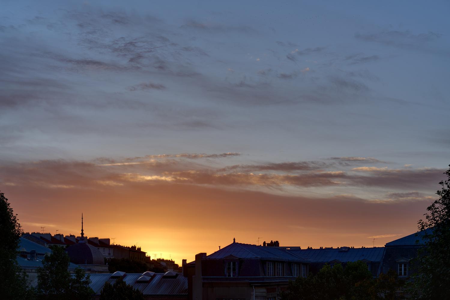 Gentle Sunrise by Adam Gold