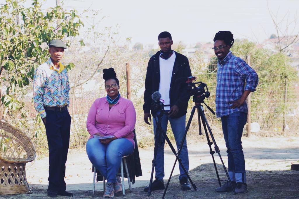 Team Behind uHadi - the documentary by Sivuyisiwe Giba
