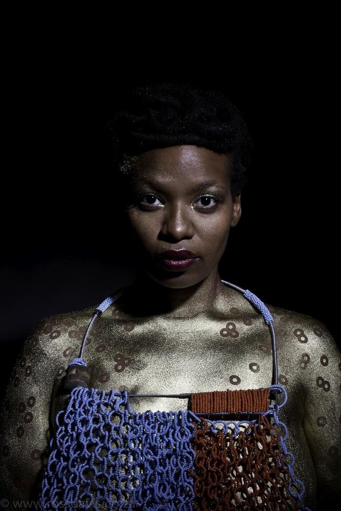 Xhosa Beads PhotoShoot by Sivuyisiwe Giba