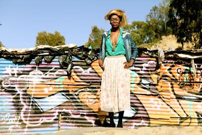 Cool Music Cover Photoshoots by Sivuyisiwe Giba