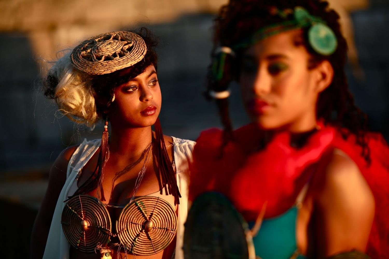 Nubian Queens by Sivuyisiwe Giba