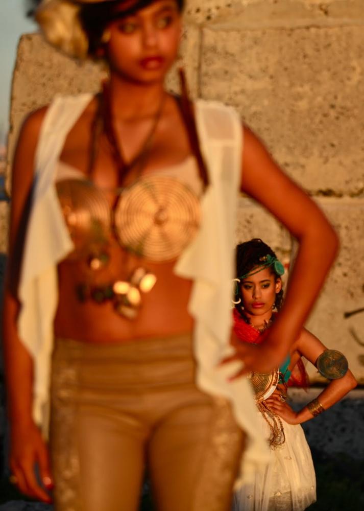 Nubians Queens by Sivuyisiwe Giba