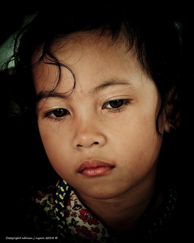 Sad by Adrian J Nyaoi