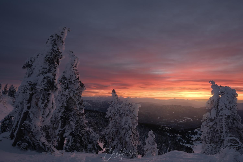 Severe winter by Sho Hoshino