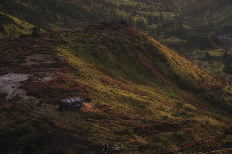 Hut by Sho Hoshino