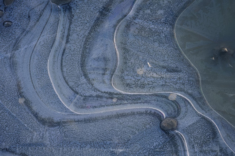 Ice pattern by Sho Hoshino