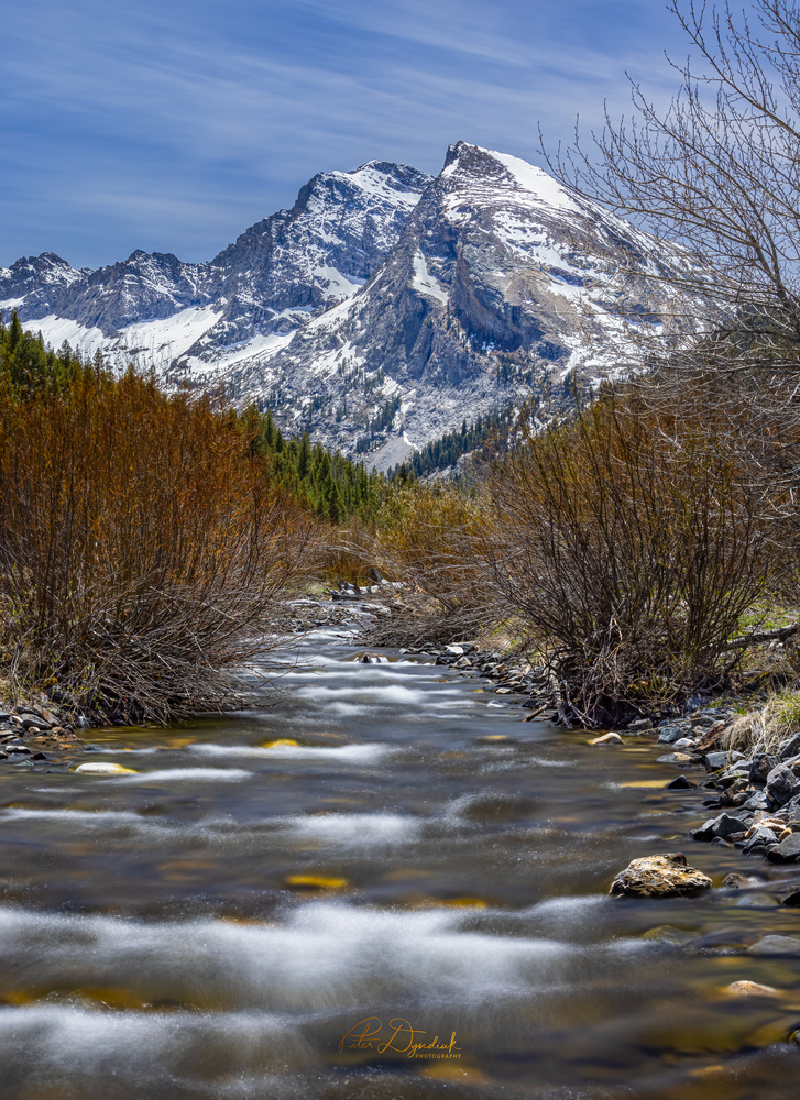 Kane Creek by Peter Dyndiuk
