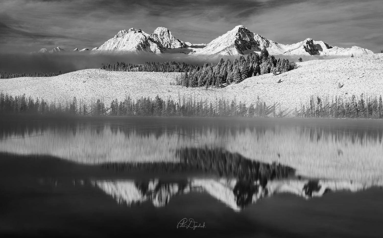 Thompson Peak by Peter Dyndiuk