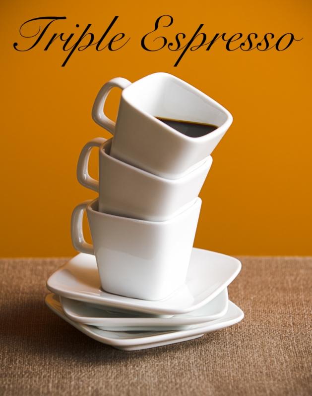 Triple Espresso by Clay Ransom