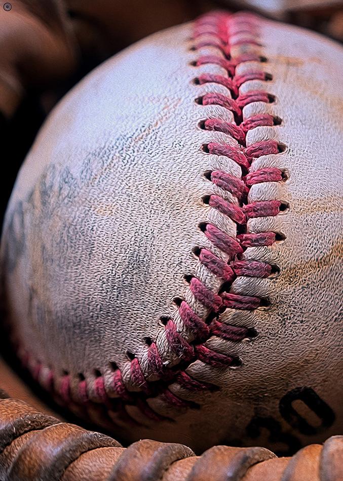 Baseball by Darrell Potts
