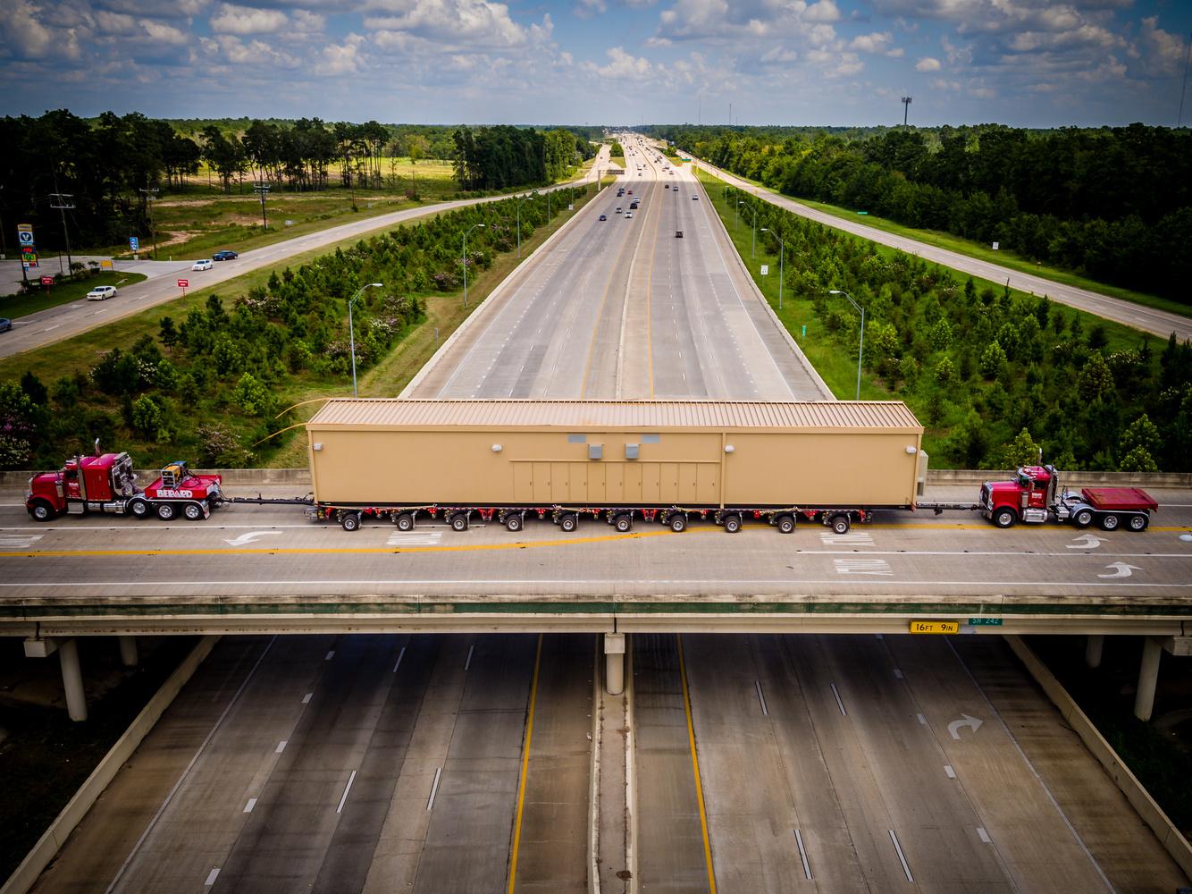 OTR Transport by Tony Broussard