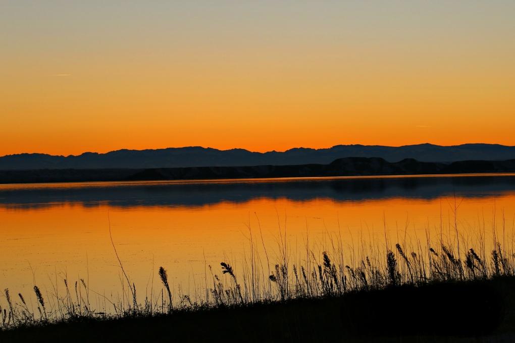 Evening Glow by gemdelin jackson