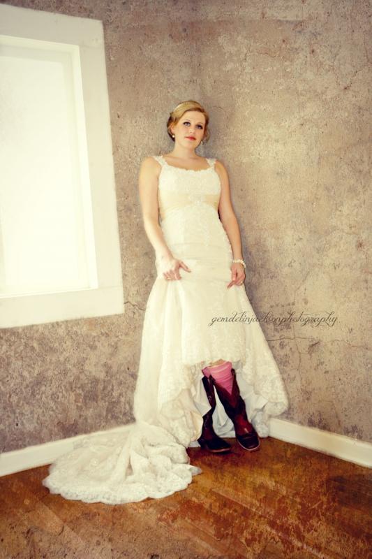 The Bride by gemdelin jackson