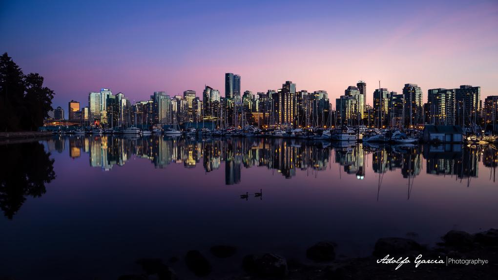 Stanley Park Vancouver Canada by Adolfo Segar