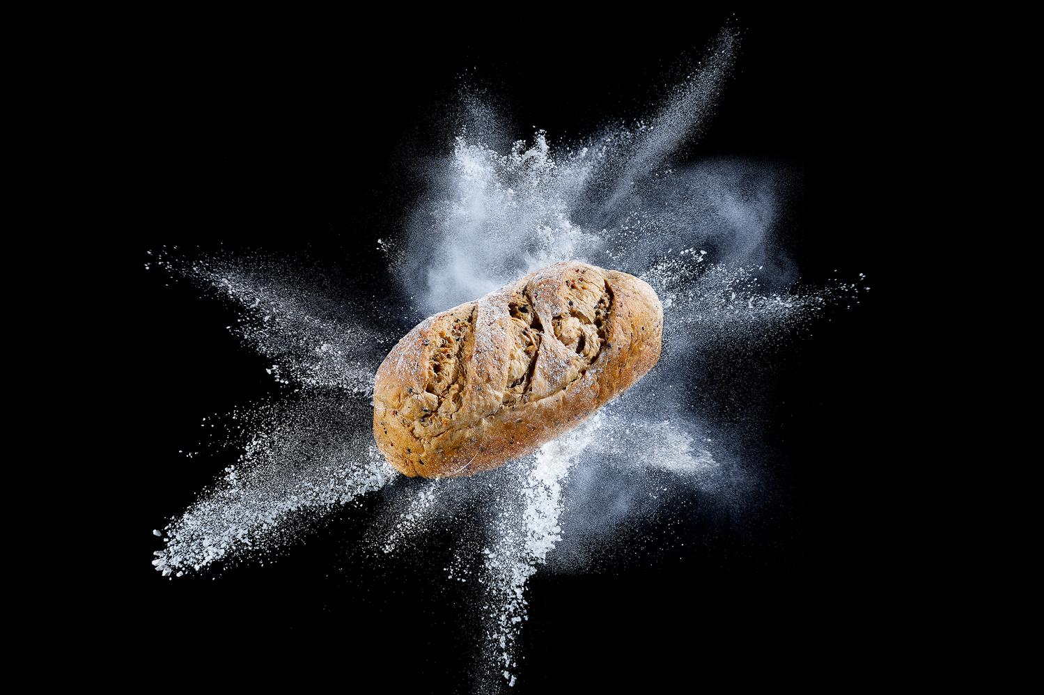 Powder bread by Hung Nguyen