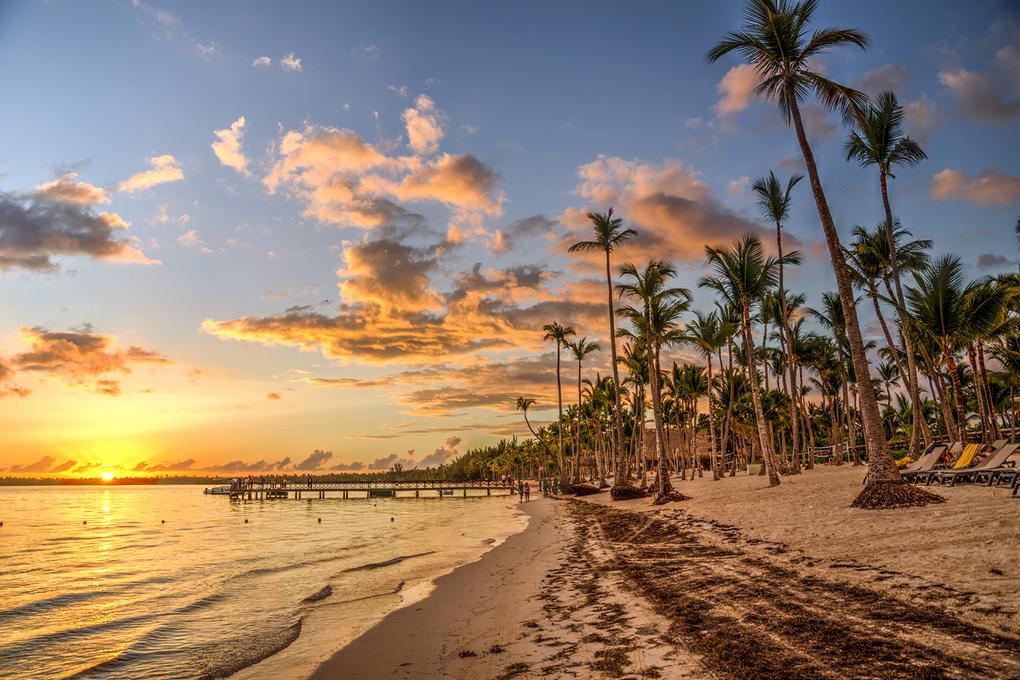 Dominican Sunrise  by Ivo Ivanov