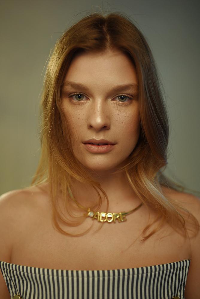 Nina Fashion portrait by Nebojsa Mrdja
