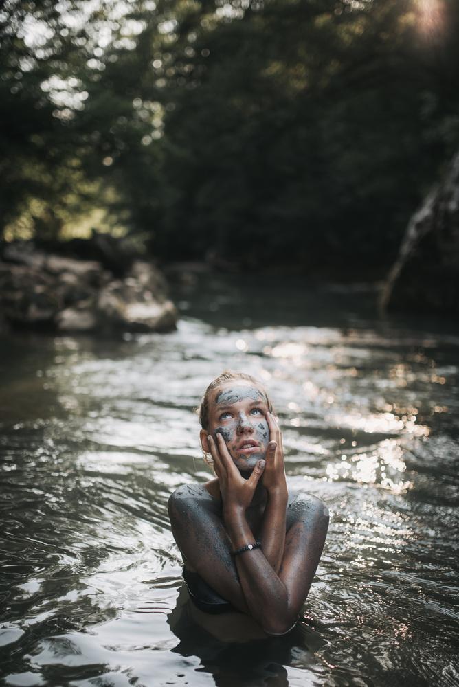Amazon river  by Nebojsa Mrdja
