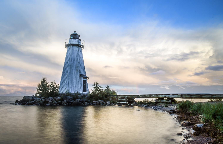 Lighthouse by Daniel Beckman