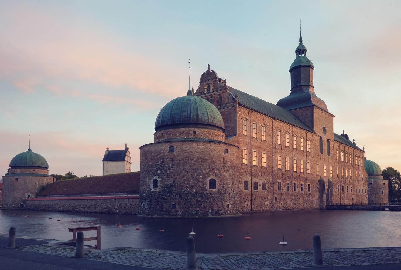 Vadstena Castle by Daniel Beckman
