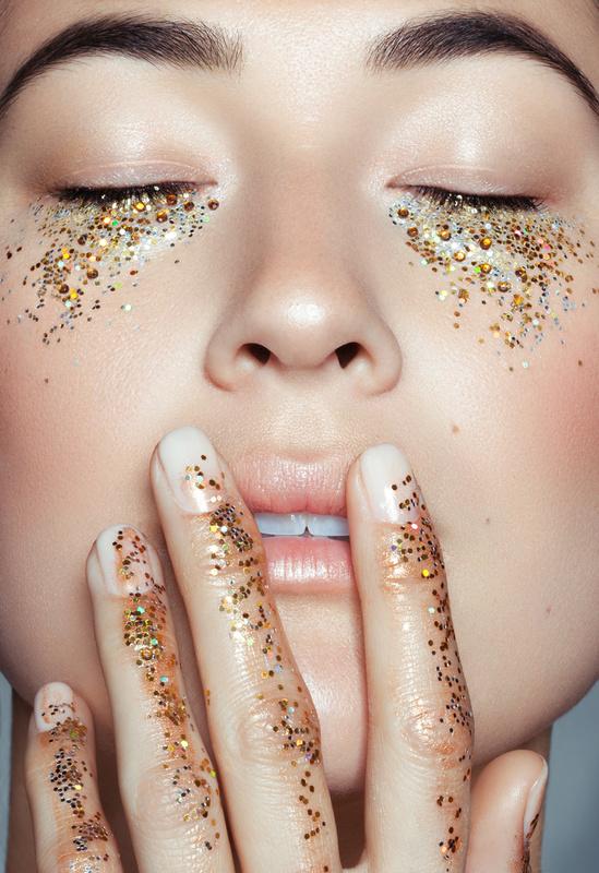 Glittery by Julia Kuzmenko McKim