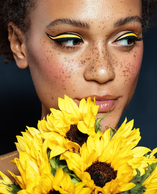Sunflowers by Julia Kuzmenko McKim
