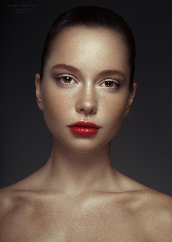 Russian Beauty in Italia by Julia Kuzmenko McKim