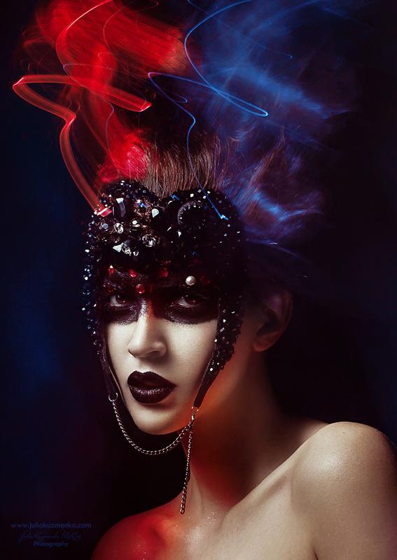 Mixed Lighting experiments by Julia Kuzmenko McKim