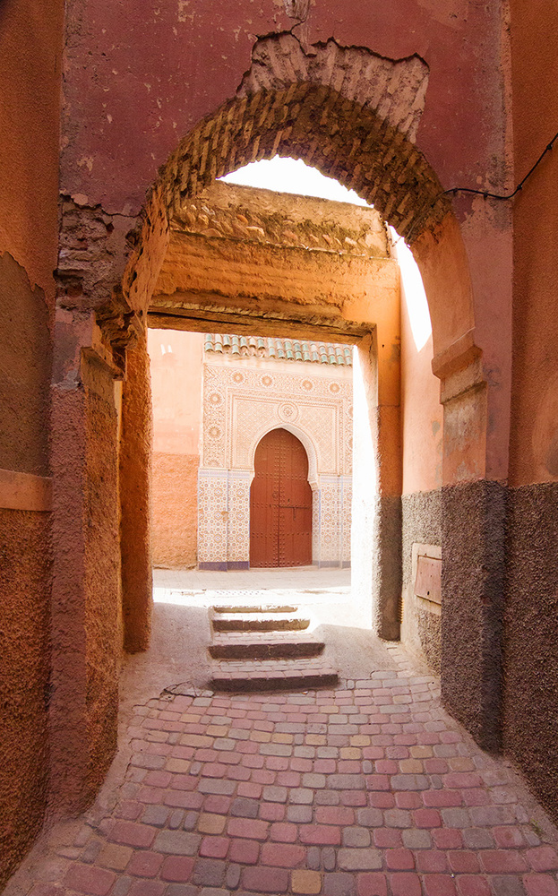 The Medina by Hillary Fox