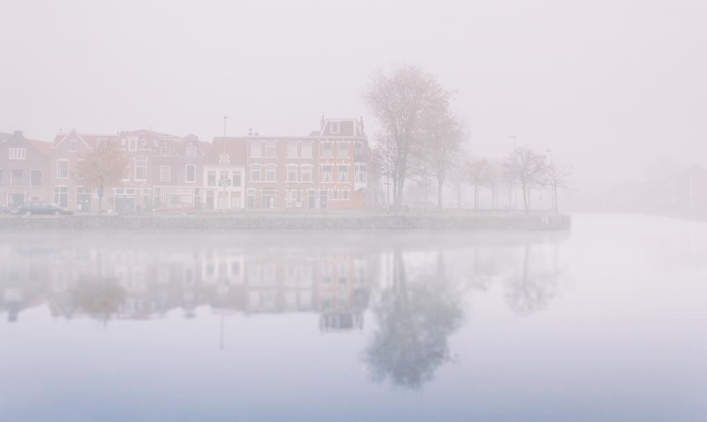 In The Fog by Hillary Fox