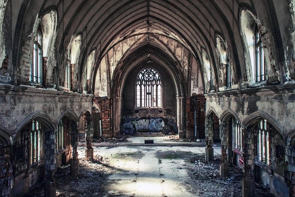 Detroit, USA by Hillary Fox