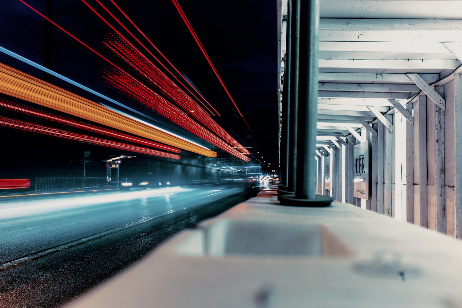 Speed of Light by Andres Medrano