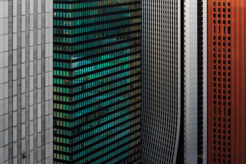 Four Columns by Peter Stewart